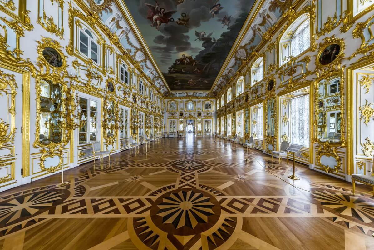Интерьер Большого дворца