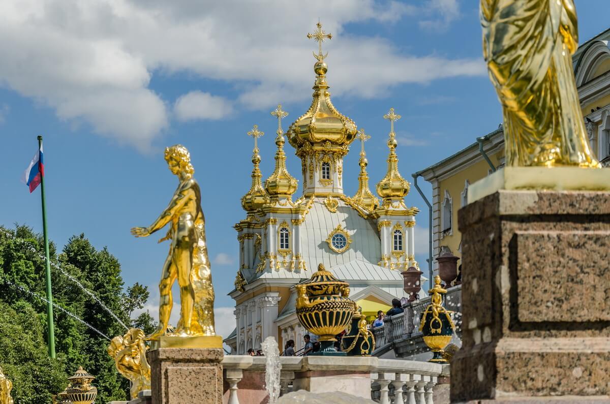 Главная церковь Императорского дворца