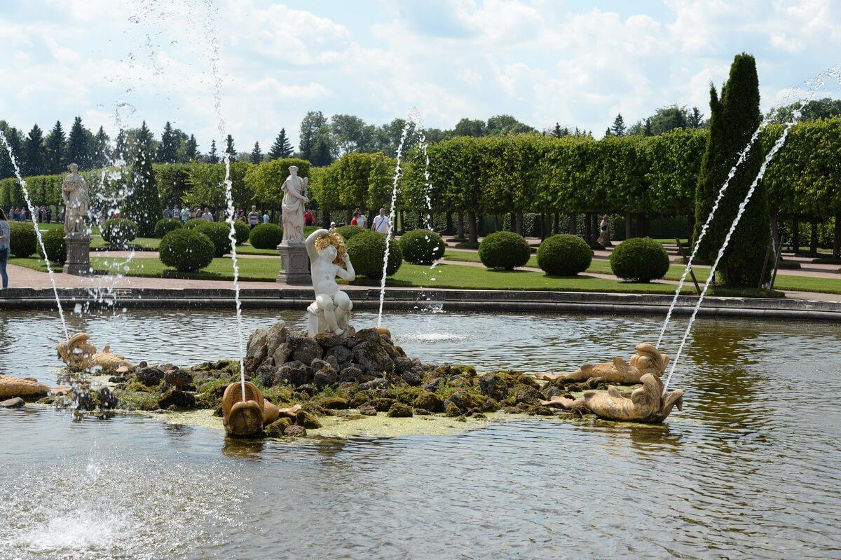 Экскурсия с посещением Ольгиного и Царицына павильонов
