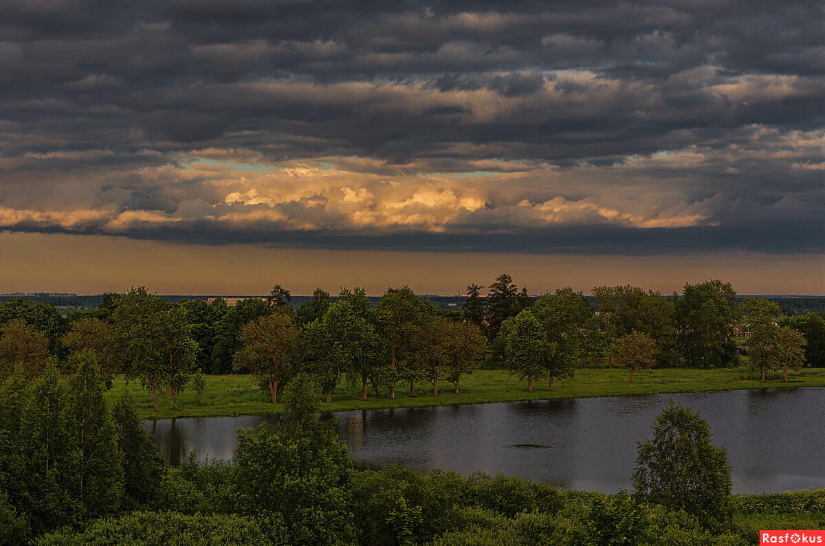 Озерковый парк