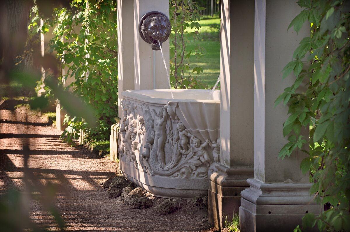 Собственный сад Фермерского дворца