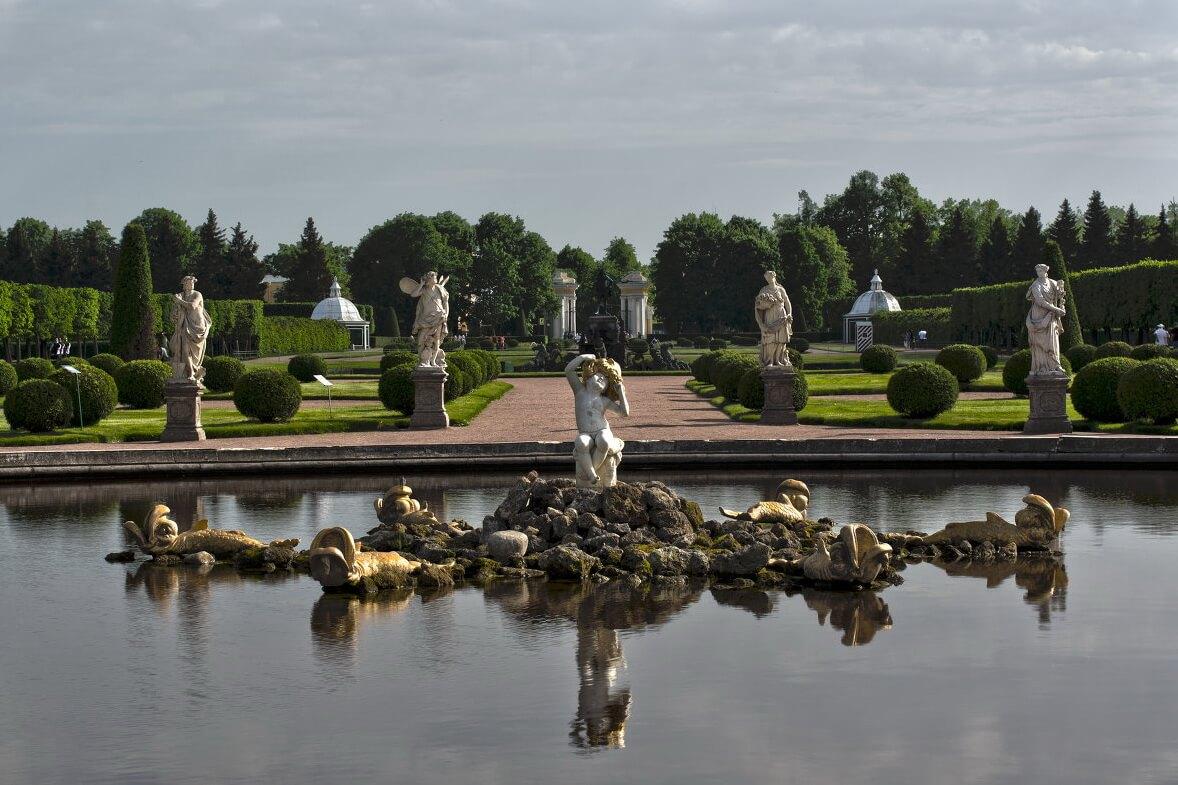 Верхний Сад (фонтан)