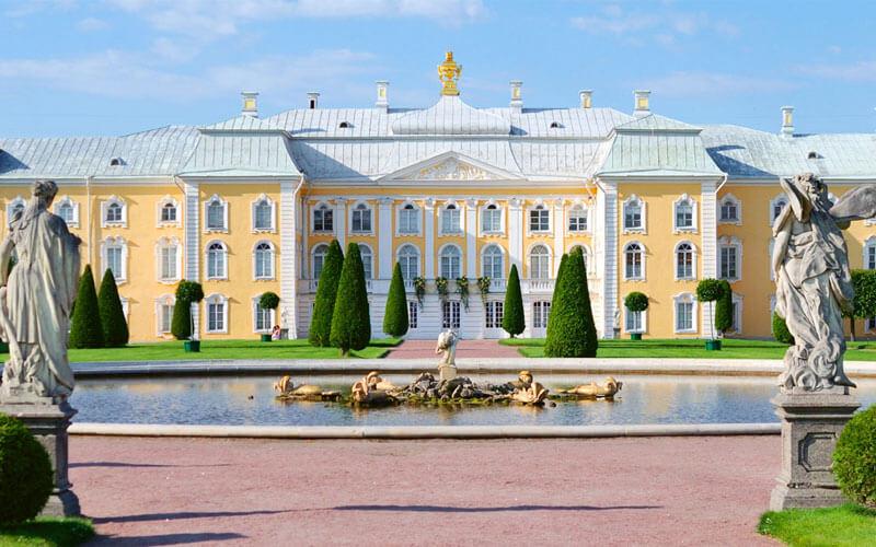 Экскурсия с посещением Большого дворца